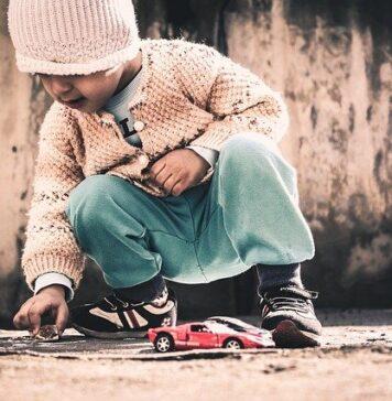 zabawka edukacyjna dla chłopca