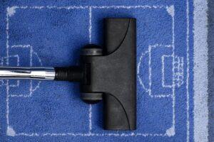 odkurzacz piorący dywan